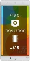 Xiaomi Mi Note 16GB smartphone