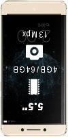 LeEco (LeTV) Le 3 Pro AI X27 X650 smartphone price comparison