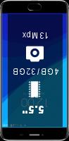 UMI Z smartphone price comparison