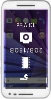 Motorola Moto G (3rd gen) 2GB 16GB smartphone