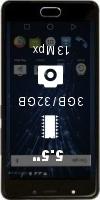 Panasonic Eluga Ray X smartphone price comparison