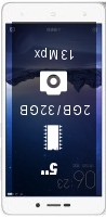 Xiaomi Redmi 3X 2GB 32GB smartphone