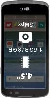 LG Optimus Zone 3 smartphone price comparison