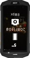 AGM A8 SE smartphone