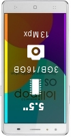Mijue T500 3GB 16GB smartphone price comparison