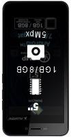 Amigoo A8 Lite smartphone