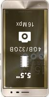 ASUS zenfone 3 ze552KL smartphone price comparison