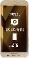 Samsung Galaxy A7 (2017) SM-A720F smartphone price comparison