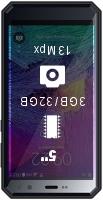 Nomu M6 smartphone
