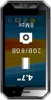 DEXP Ixion P245 Arctic smartphone price comparison