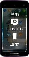 Lenovo A820 smartphone price comparison