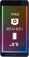 Ecoo Shining E02 1GB 8GB smartphone price comparison