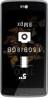 LG K8 K350Z smartphone