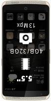 ZTE Axon Pro 4GB 32Gb smartphone price comparison