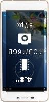 Kazam Tornado 348 smartphone price comparison
