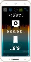 Posh Mobile Titan Pro HD E550 smartphone