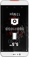 UMI Iron smartphone