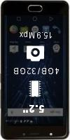 Panasonic Eluga Ray Max smartphone