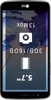 LG Stylus 3 smartphone