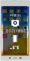 Gionee Elife E7 2GB 32GB smartphone