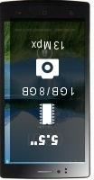 Jiake JK740 smartphone