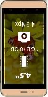Intex Aqua Pro 4G smartphone price comparison