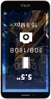 Vestel Venus V3 5580 smartphone price comparison