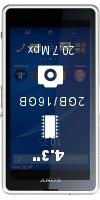 SONY Xperia J1 Compact smartphone price comparison