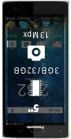 Panasonic Eluga Turbo smartphone