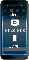 Symphony P11 smartphone price comparison