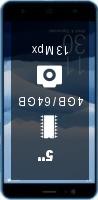 Elephone P8 Mini 2017 smartphone