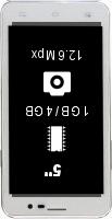Pomp W99A smartphone