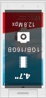 Gionee Elife E7 mini smartphone