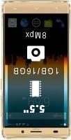 Posh Mobile Ultra Max LTE L550 smartphone price comparison