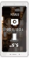 Digma Vox S502 4G smartphone