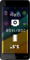 Wiko Pulp Fab 4G smartphone price comparison