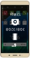 Philips Swift 4G S626L smartphone price comparison