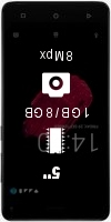Prestigio Grace P5 smartphone