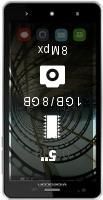 Videocon Krypton V50DC smartphone price comparison