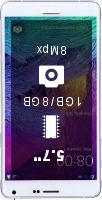 NO.1 Note 4 8GB smartphone