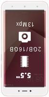 Xiaomi Redmi Note 5A 2GB 16GB smartphone price comparison