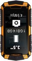 Tengda 02 smartphone
