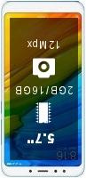 Xiaomi Redmi 5 2GB 16GB smartphone price comparison