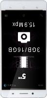Coolpad Cubot X17 smartphone