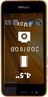 InFocus Bingo 21 smartphone