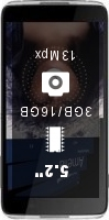 Alcatel Idol 4 smartphone