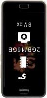 Panasonic Eluga i4 smartphone price comparison