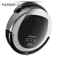 LIECTROUX B6009 robot vacuum cleaner price comparison