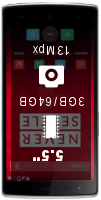 ONEPLUS One 64GB Bamboo smartphone