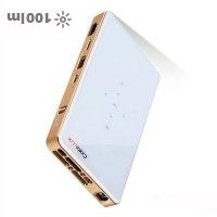 COOLUX Q6 portable projector price comparison
